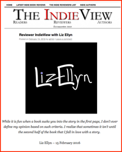 Liz Ellyn Interview