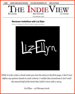 Liz Ellyn Interview
