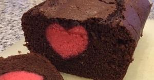 Valentine's Day Pound Cake