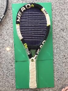 Tennis Cake 2