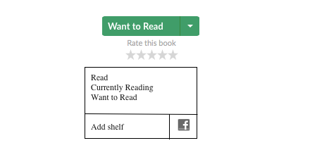 Goodreads Options
